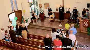 Straubenhardt: Gottes Freundschaftsanfrage angenommen - Straubenhardt - Schwarzwälder Bote