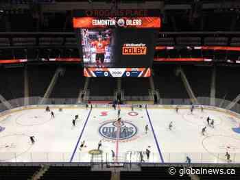 Day 1 of Edmonton Oilers training camp