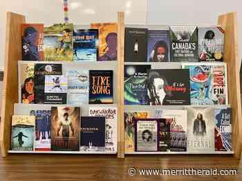 MSS adds to indigenous book collection through grant - Merritt Herald - Merritt Herald