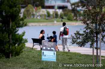 Oakland Enacts Weekend Traffic, Parking Measures to Address Lake Merritt Crowding - NBC Bay Area