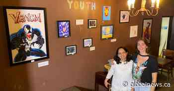Edmonton woman helping to highlight young, vulnerable artists