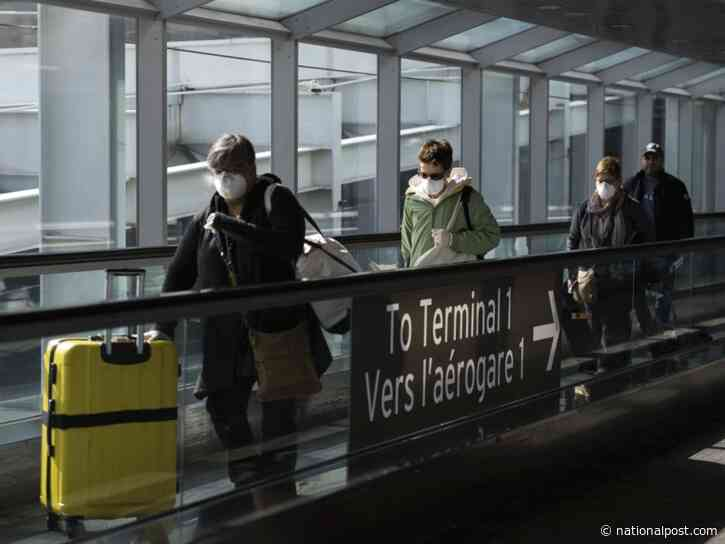Police notified of more than 1,500 international travellers as potential quarantine busters: federal officials