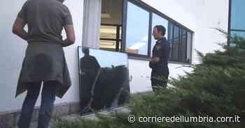Perugia, rapina in banca a Ponte Felcino: ladri scappano con 100mila euro - Corriere dell'Umbria