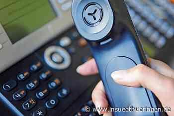 Telefonterror - mit einer Vorwahl aus Waltershausen - inSüdthüringen