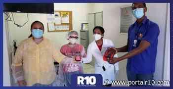 Covid-19: Saúde de Oeiras adquire smartphones para agilizar atendimento - Portal R10