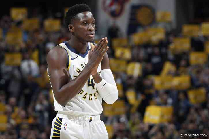 Victor Oladipo might play in NBA restart after all