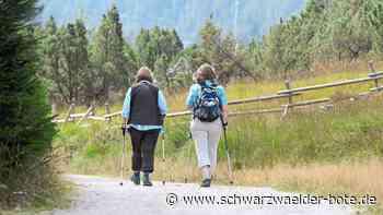 Nationalpark: Wandern und Biken trotz Fahndung möglich - Schwarzwälder Bote