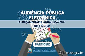 Arquivo Diário: 13/07/2020 - Saúde – Prefeitura Municipal de Jales
