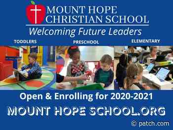 Mount Hope Christian School is Open | Burlington, MA Patch - Patch.com