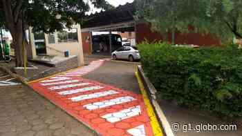 Reestruturação é feita no Terminal Rodoviário de Piumhi para facilitar translado de veículos e pedestres - G1