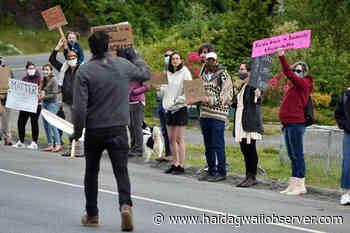 UPDATE: Masset anti-racism rally postponed – Haida Gwaii Observer - Haida Gwaii Observer