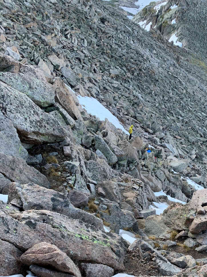 Injured Hiker Spends Night In Rocky Mountain National Park After Tumbling 75 Feet