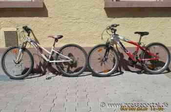 POL-MA: Eberbach/Rhein-Neckar-Kreis: Jugendliche werfen Fahrräder in den Neckar - Fahrräder geborgen -... - Presseportal.de