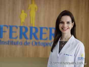 Médica Mariana Ferrer revela como está se reinventando na pandemia - Jornal de Brasília