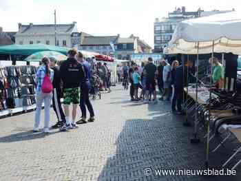 Markt brengt leven in de brouwerij (Sint-Niklaas) - Het Nieuwsblad