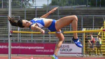 Leichtathletik TuS Metzingen: Sophie Hamann knackt die DM-Norm - SWP