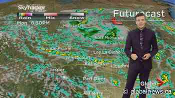 Edmonton weather forecast: July 13, 2020