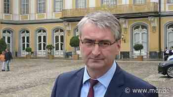 Amtsinhaber Wolfram gewinnt Landratswahl im Kreis Saalfeld-Rudolstadt - MDR