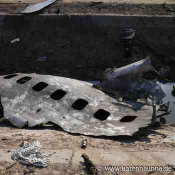 Iran erläutert Hintergründe zu Abschuss von Flugzeug - Antenne Unna