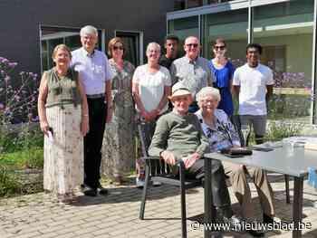 Gabriël viert 100ste verjaardag, zijn vrouw Anna (94) voert het woord - Het Nieuwsblad