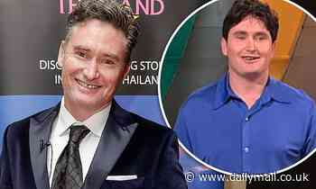 Dave Hughes was escorted out by security after failing an audition for Hey Hey It's Saturday