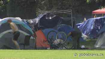 Park Board set to vote on overnight camping in Vancouver parks