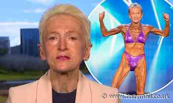 AGT bodybuilder Janice Lorraine, 77, on staying fit during COVID-19