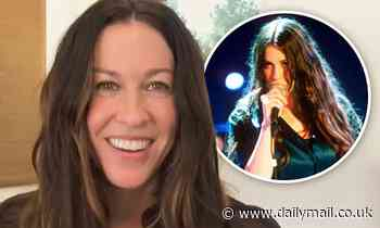 Alanis Morissette feared being viewed as 'stupid or ignorant' amid logical lapses in 1995's Ironic