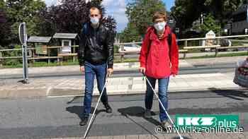 Winterberg im Test: Können sich Blinde hier zurechtfinden? - IKZ