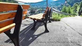 Schiltach: Mauern gehen ins Geld - Schiltach - Schwarzwälder Bote
