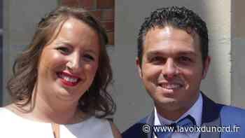 Lambersart : le mariage d'Aurélie De Rycke et Ludovic Picquet - La Voix du Nord