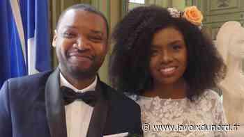 Lambersart : Johanne Ngouegne Okouma et Lionel Ndjouhou-Obassa se sont dit « oui » - La Voix du Nord