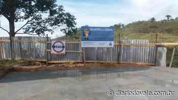 Quatis instala novo reservatório de água no bairro Bela Vista - Diario do Vale