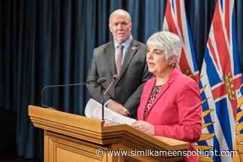 BC government prepares for COVID-19 economic recovery efforts - Similkameen Spotlight