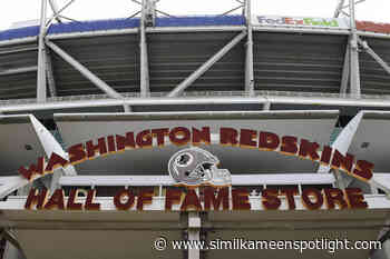 Washington's NFL team drops 'Redskins' name after 87 years - Similkameen Spotlight