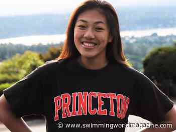 Princeton Snags 2021 Verbal from Washington 4A State Champion Jaime Chen - Swimming World Magazine