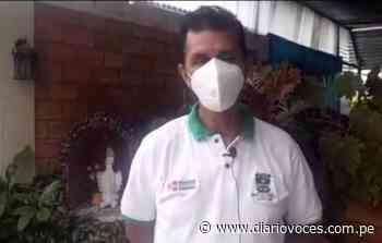 Representante de Municipalidad de Soritor renuncia al equipo COVID - Diario Voces