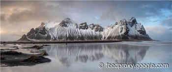 Icelandic Panorama Of Vestrahorn Crowned 'Photo Of The Week'
