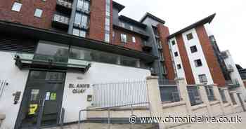Fire risk fears at Quayside flats with dangerous cladding