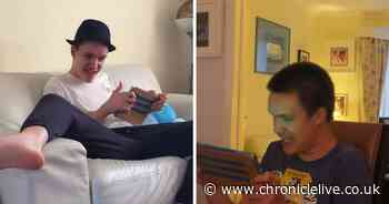 Meet the teenager who is thanking the Sunshine Fund for his iPad