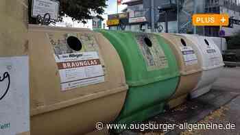 Die Müllcontainer in Senden kommen weg