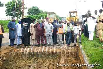 Niger State Govt launched rehabilitation of Minna City Gate-Chanchaga road - Vanguard