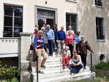 Yvelines. La Maison des sages : une colocation atypique à Buc - actu.fr