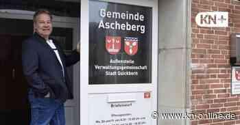 Ascheberg: Für Verwaltungsgemeinschaft mit Quickborn wird alles vorbereitet - Kieler Nachrichten