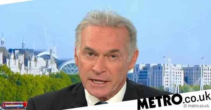 Dr Hilary Jones criticises government's 11-day wait to make face masks mandatory in shops