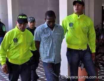 Desde la cárcel de Cómbita, asesino de estudiantes de Los Andes siguió extorsionando - Extra Boyacá