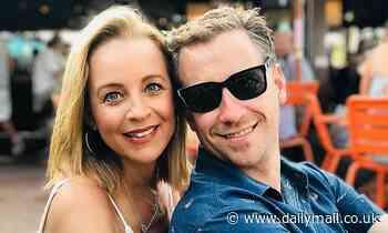 Carrie Bickmore praises partner Chris Walker for his support after husband Greg Lange passed away