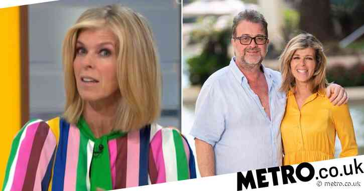 Kate Garraway shares excitement at possibly finally seeing husband Derek in hospital after three months