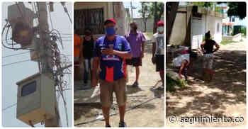 En Ayapel hace más calor: habitantes denuncian que llevan 5 días sin luz - Seguimiento.co