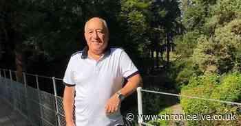Northumberland grandad gets life-changing diagnosis via video call
